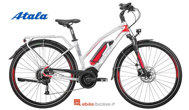 bici elettrica da donna Atala B-Tour