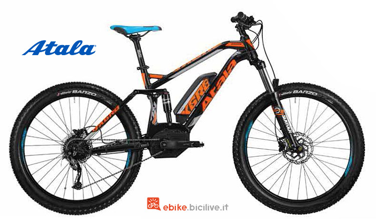 Mountain Bike Elettrica Atala XGR8 LTD 2019