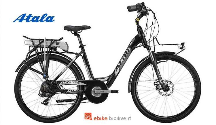 city bike elettrica Atala E-Space