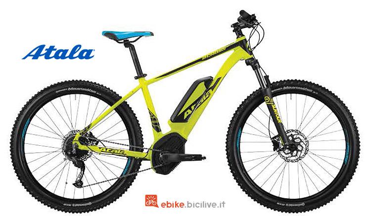 mountain bike elettrica Atala B-Cross CX500 2019