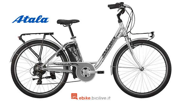 city bike elettrica Atala E-Route 2019