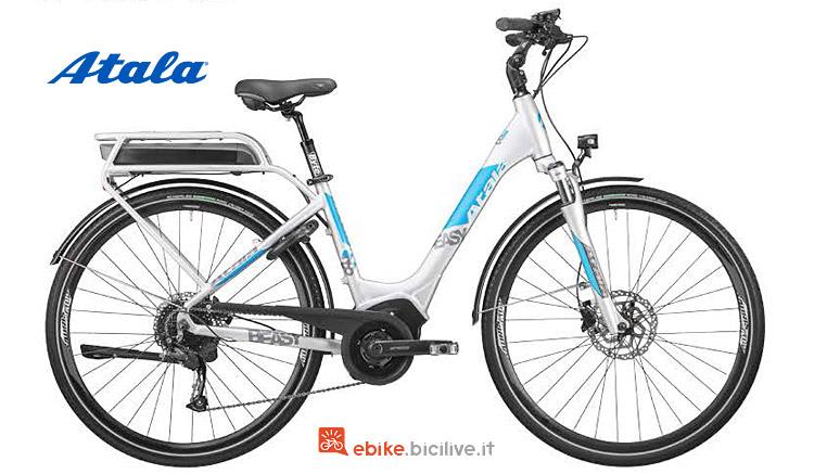 bici elettrica urban Atala B Easy SL 2019