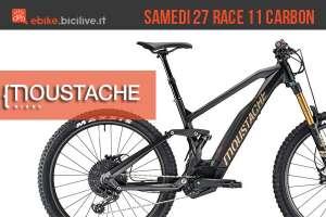 Moustache Samedi 27 Race 11 Carbon 2018