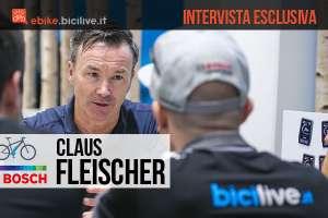 Fleischer, Ceo di Bosch Ebike System, intervistato da BiciLive.it