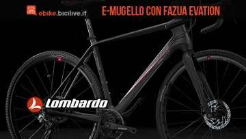 Lombardo E-Mugello con motore Fazua Evation