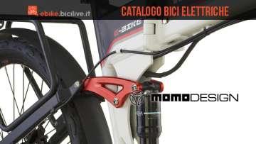 Il catalogo delle biciclette elettriche a pedalata assistita di MOMODESIGN