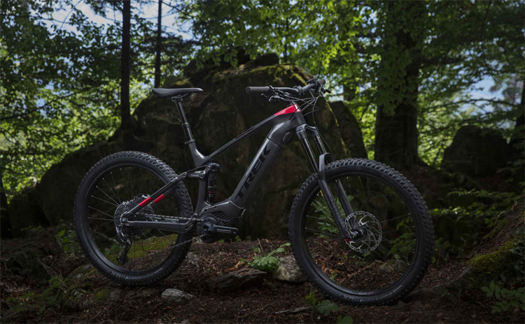Una eMTB Powerfly LT 9.7 Plus 2019