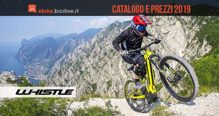 Whistle Bici Elettriche 2019 Catalogo E Listino Prezzi Ebike