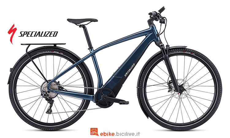 city bike elettrica Specialized Turbo Vado 2019