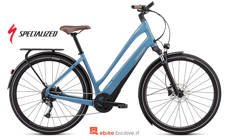 ebike urban Specialized Turbo Como 4.0 Low Entry 2019