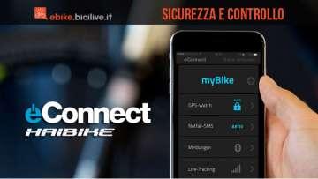 Haibike eConnect 2.0