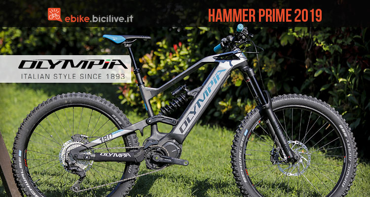 eMTB Olympia Hammer Prime 2019