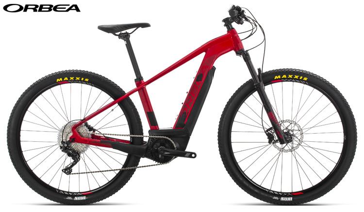 Una mountain bike elettrica Orbea Keram Max 2019