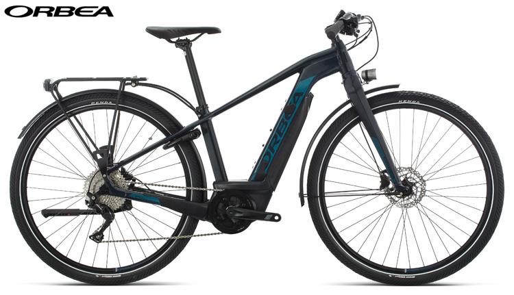 Una bicicletta elettrica per la città Orbea Keram Asphalt 20