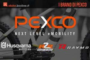 Husqvarna e altri brand distribuiti in Italia da Pexco