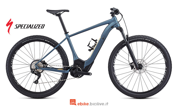 Specialized Turbo Levo con connessione ANT+ e Bluetooth
