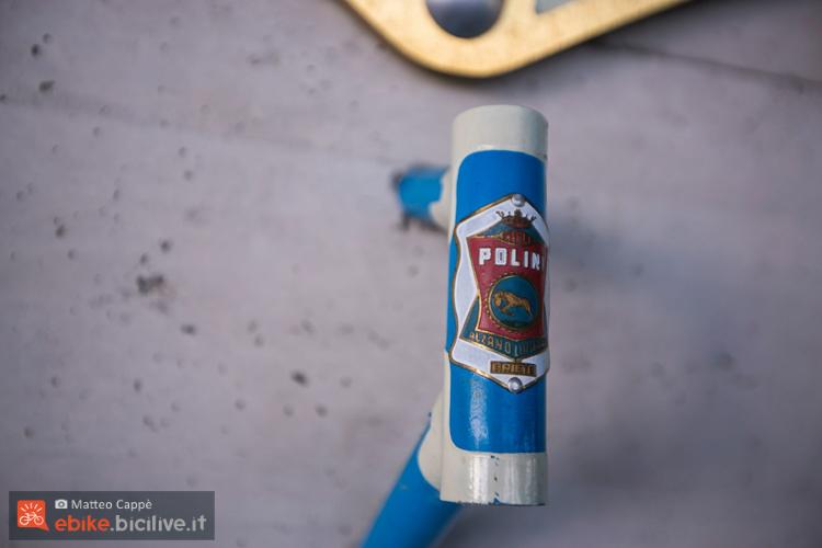 foto di una bici polini