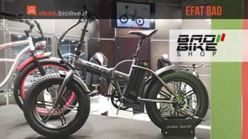 foto della efat bad bike limited edition
