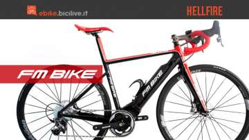 FM Bike Hellfire 2019: bici elettrica da strada