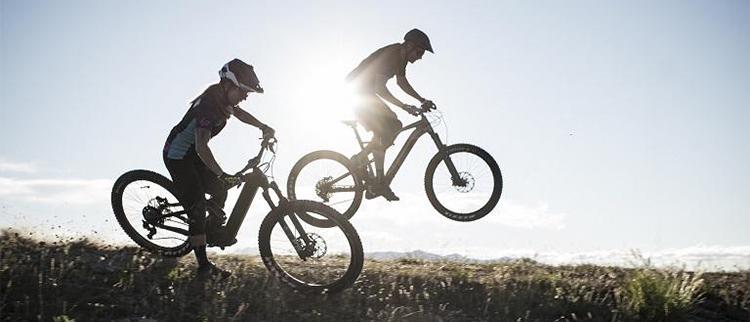 Due Bici elettriche lapierre