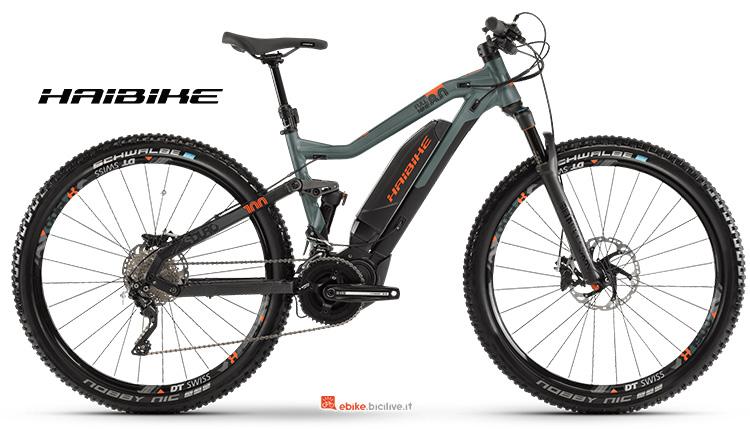 Bici Haibike SDURO FullNine 8 gamma 2019