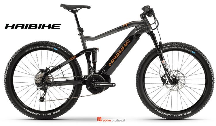 Bicicletta Haibike SDURO FullSeven 6 2019