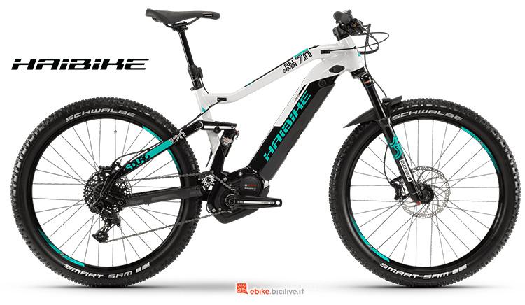 Bici elettrica Haibike SDURO FullSeven 7 serie 2019