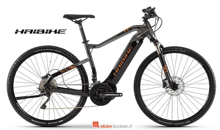 Bicicletta elettrica Haibike SDURO Cross 6 catalogo 2019