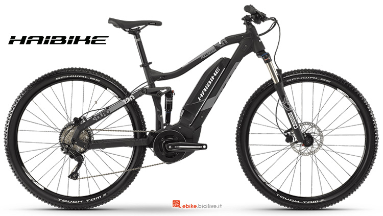Bici elettrica Haibike SDURO FullSeven 3 catalogo 2019