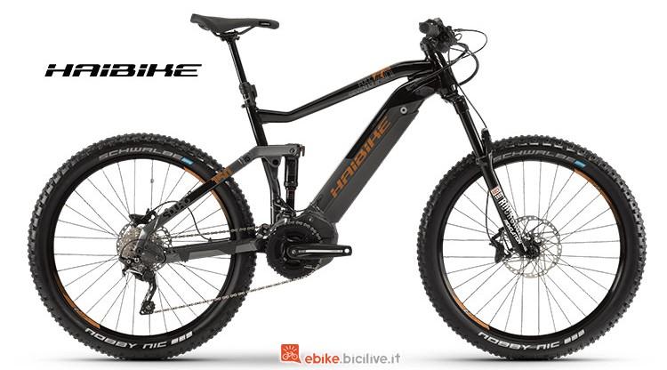 Bicicletta elettrica Haibike SDURO FullSeven LT 6 anno 2019