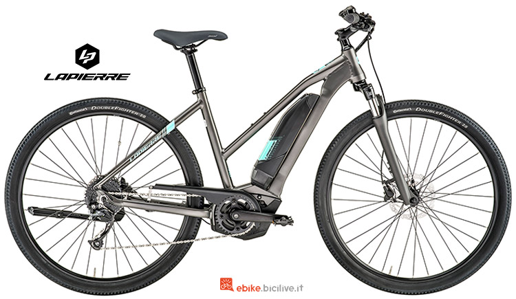 Bicicletta elettrica Lapierre Overvolt Cross 400 W anno 2019