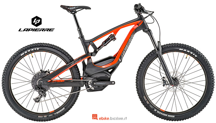 Bicicletta elettrica Overvolt GLP 600 gamma 2019