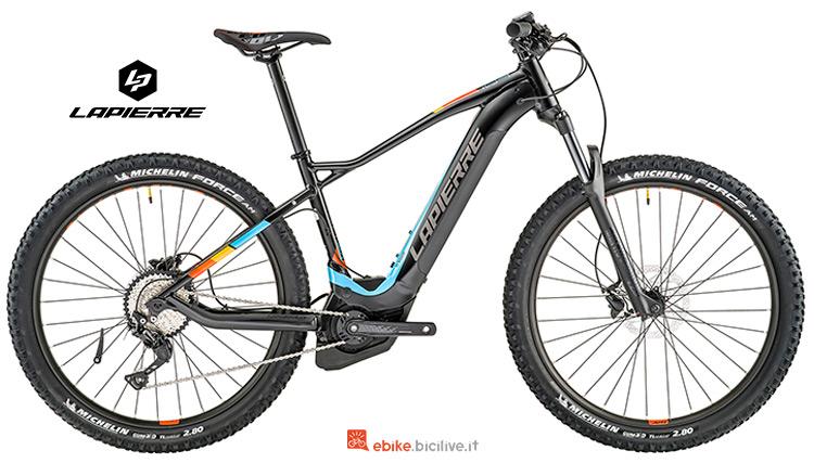 Bicicletta elettrica Lapierre Overvolt HT 900 i anno 2019