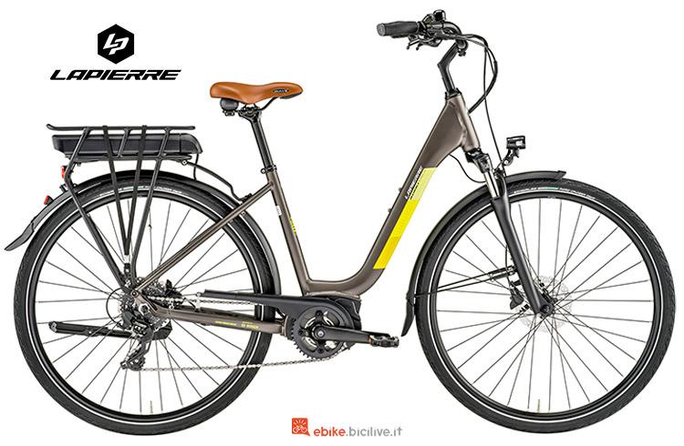 Biciclette elettriche Lapierre Overvolt Urban 300 gamma 2019
