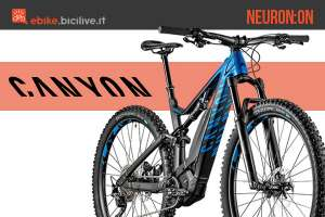 Neuron ON Canyon è alla ricerca dell'eMTB totale
