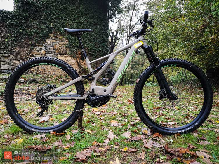 "foto della Specialized Turbo Levo Comp 29"" 2019"