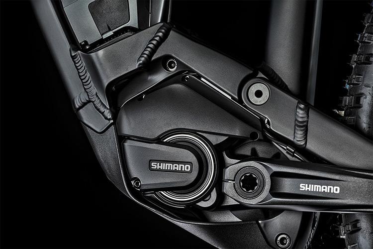 Shimano Steps E8000 nelle emtb canyon 2019