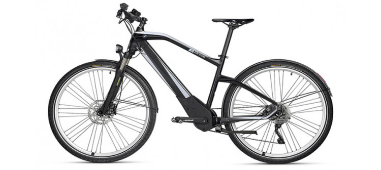 Active Hybrid E-Bike BMW