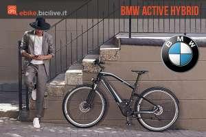 bici elettrica BMW Active Hybrid