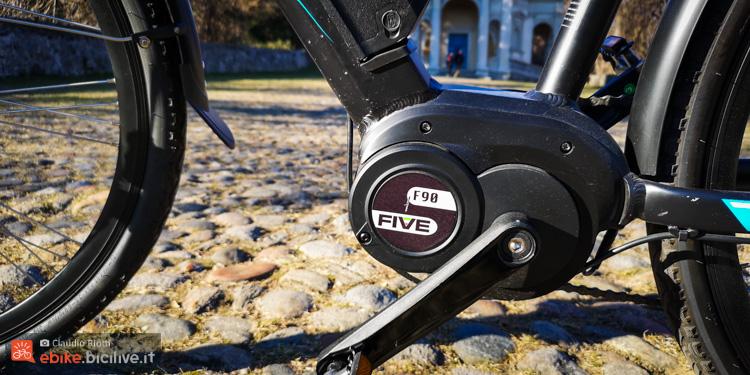 foto del motore five