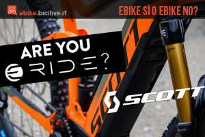 Are you eRIDE? Scott vi chiede un parere sulle ebike