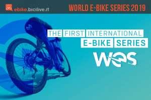 copertina della prima edizione del World Ebike Series 2019