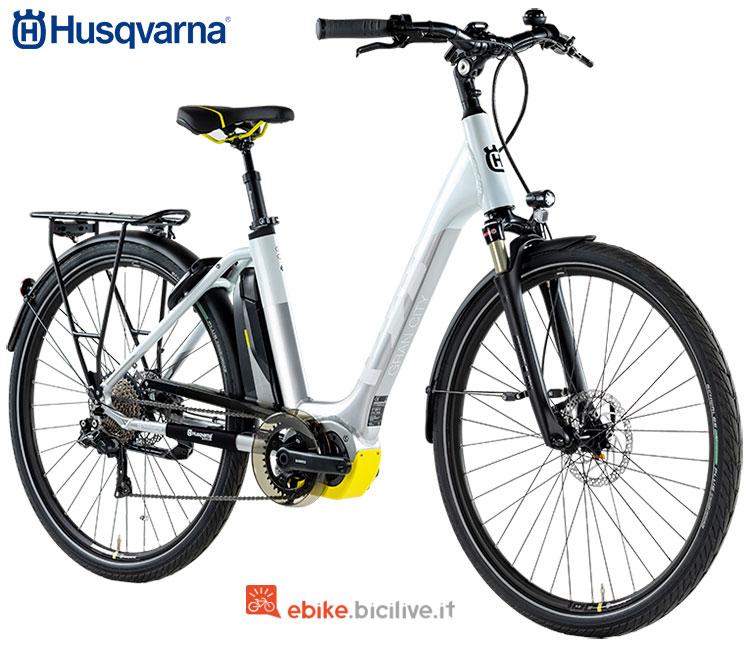 Bici elettrica Husqvarna GC6 serie 2019
