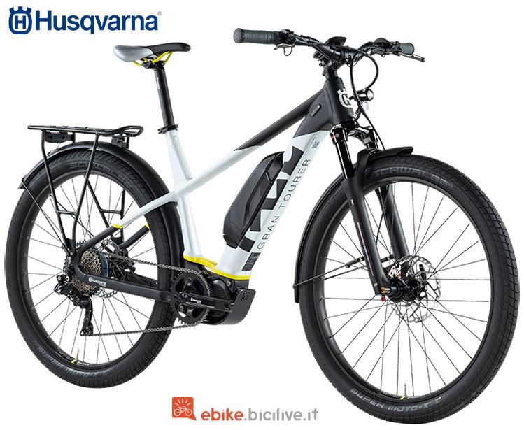 Bici elettrica Husqvarna GT6 anno 2019
