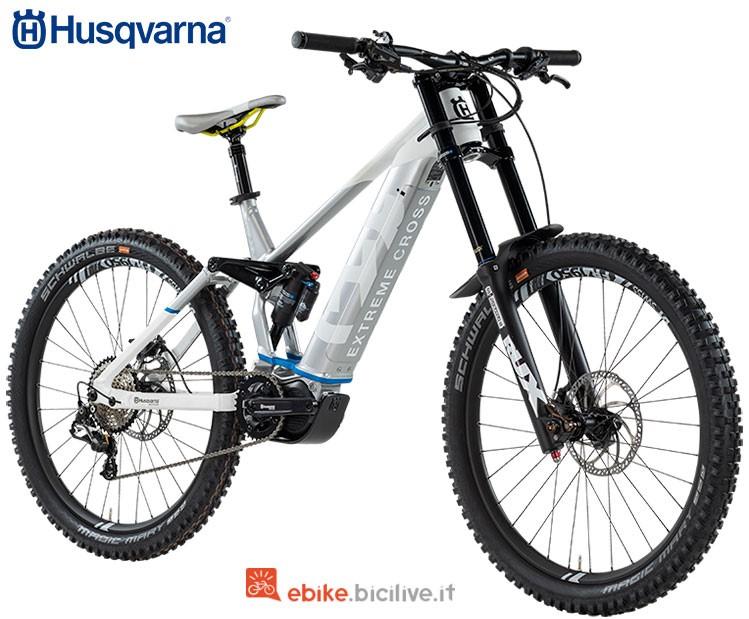 Bici Husqvarna EXC9 catalogo 2019