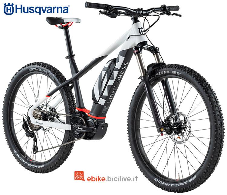 bici elettrica Husqvarna LC2 serie 2019