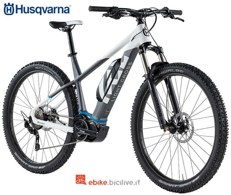 Bicicletta elettrica Husqvarna LC3 catalogo 2019