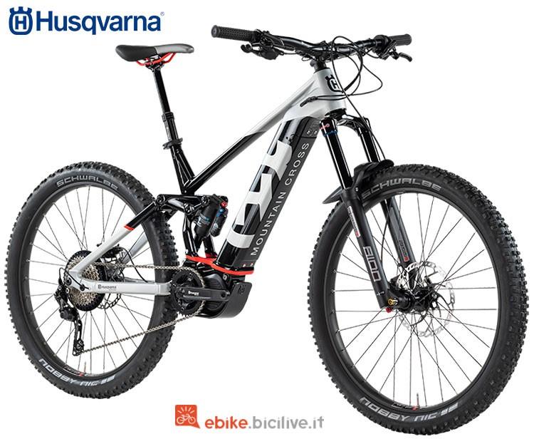Bici elettrica Husqvarna MC5 anno 2019