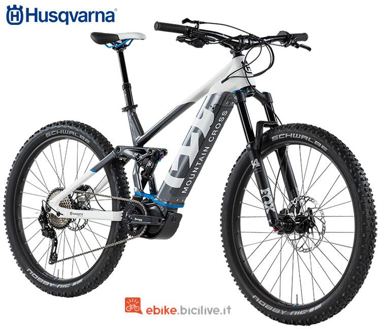 Bici elettrica Husqvarna MC6 anno 2019