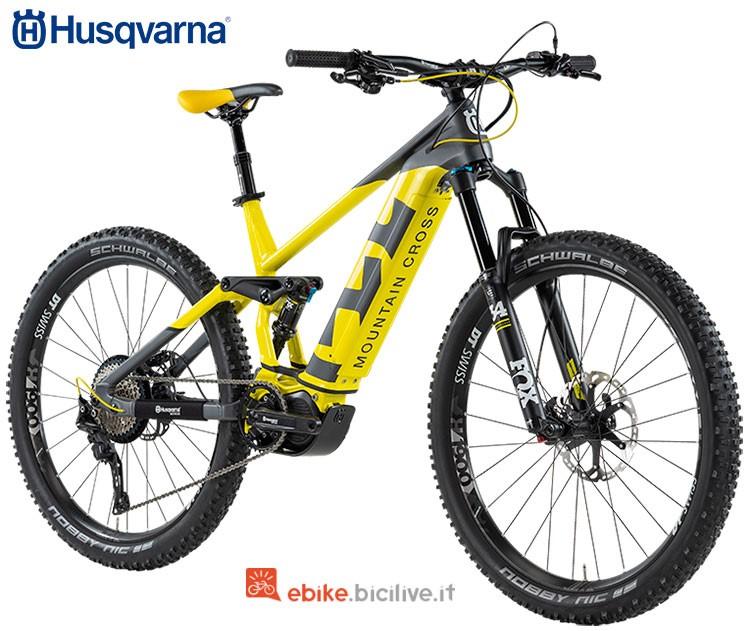 ebike Husqvarna MC7  gamma 2019